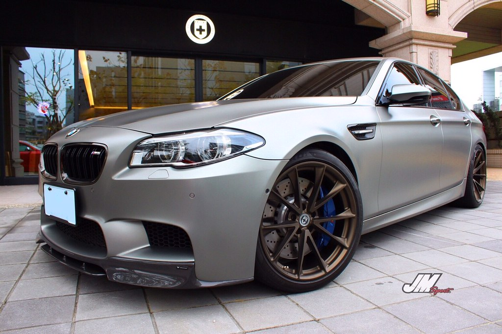 The Official HRE Wheels Photo Gallery for BMW M5 - Page 3