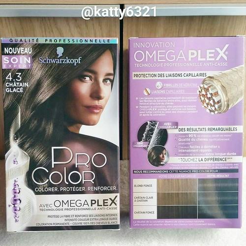 Test Pro Color Omegaplex