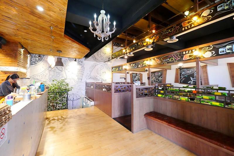 33013325275 e4ecba9ddd c - 【熱血採訪】默爾義大利餐廳:漂亮歐風裝潢義式餐酒館 想吃義大利麵 燉飯 披薩 啤酒或焗烤通通有!
