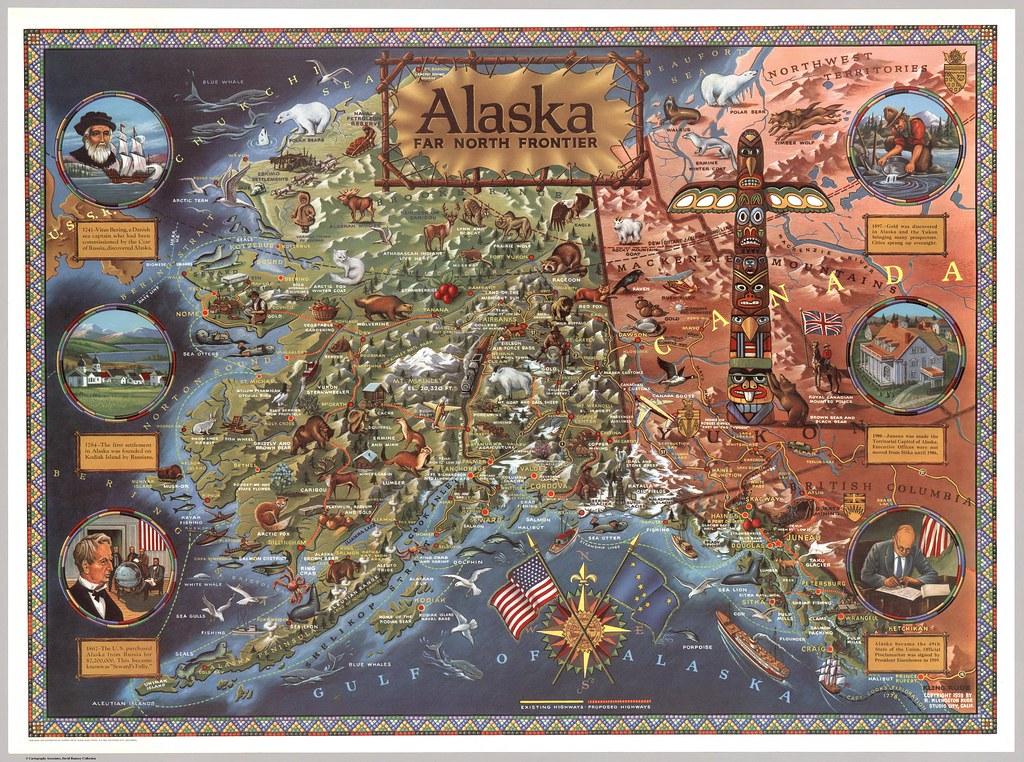 Alaska: far north frontier (1959)