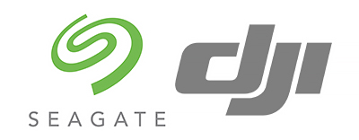 """Seagate is honored to partner with DJI to help UAV users tackle their evolving and unique data needs. Seagate is committed to working together with DJI to evolve UAV workflows so users can focus on what matters most – capturing data in flight to bring new and amazing experiences to the world,"" said Tim Bucher, Senior Vice President of Seagate Consumer Solutions."