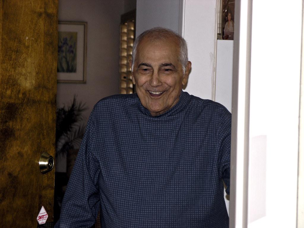 Happy 82nd Birthday Pat Renella We Surprised Pat
