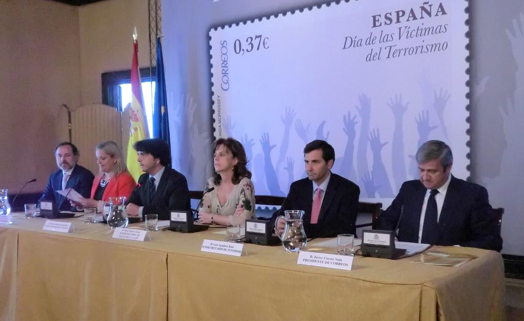 El subsecretario del ministerio del interior y la director for Ministerio de interior madrid