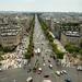 Champs-Élysées from Arc de Triomphe