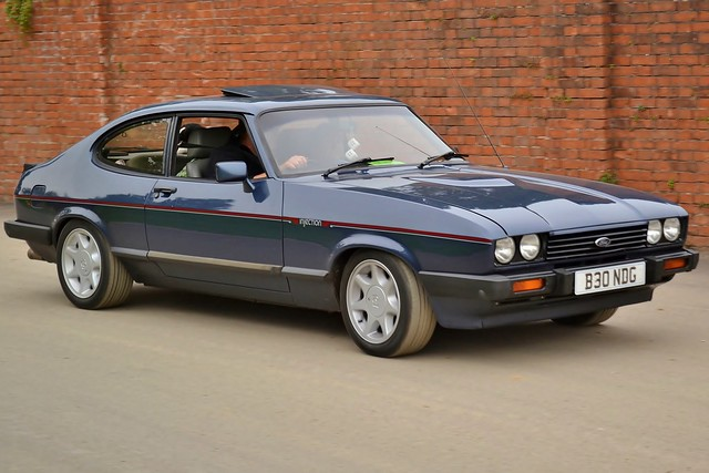 1984 ford capri flickr photo sharing. Black Bedroom Furniture Sets. Home Design Ideas