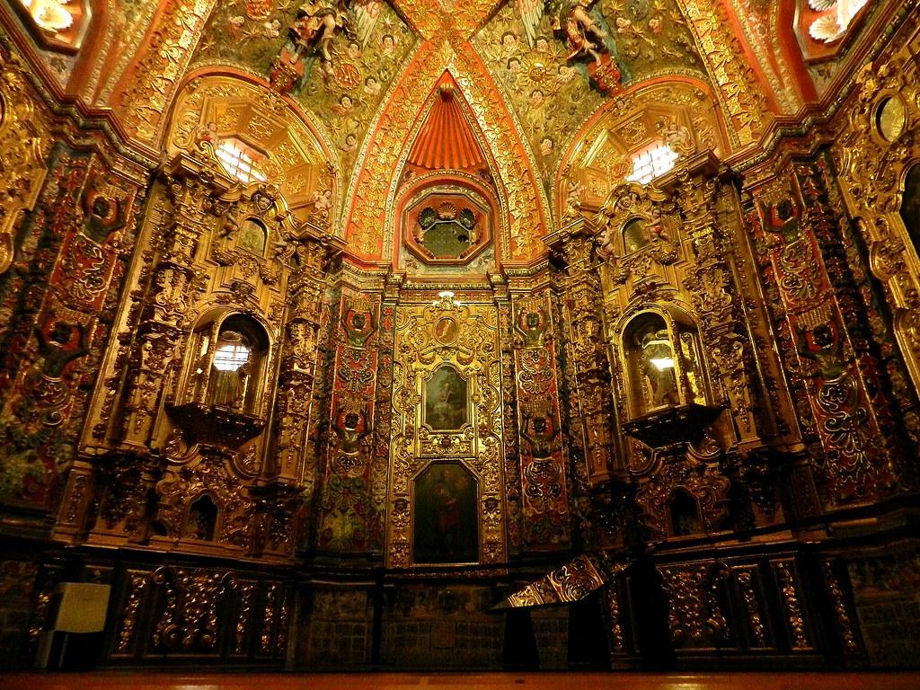 Convento y Colegio de San Francisco Xavier - Templo de San ...
