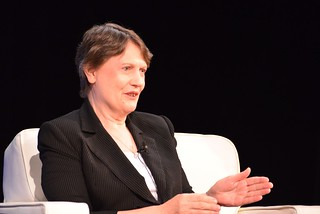 Helen Clark at the Social Good Summit 2013 | by United Nations Development Programme