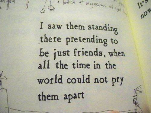 Love Quotes About Time Standing Still: #lovequote #Quotes #heart #relationship #Love I Saw Them