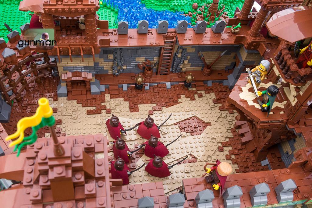 [Guilds of Historica]: Egnatia Fortress  13540682914_4e85c04a2c_b