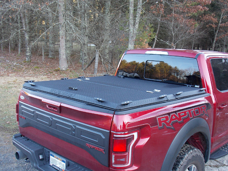 Ford Truck Bed
