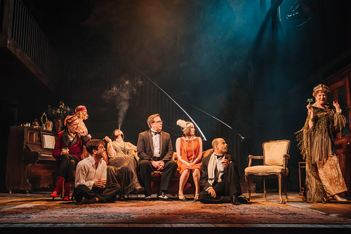 Hay Fever Production Photos