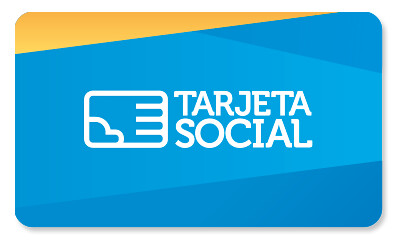 Resultado de imagen para TARJETA SOCIAL FM 2000