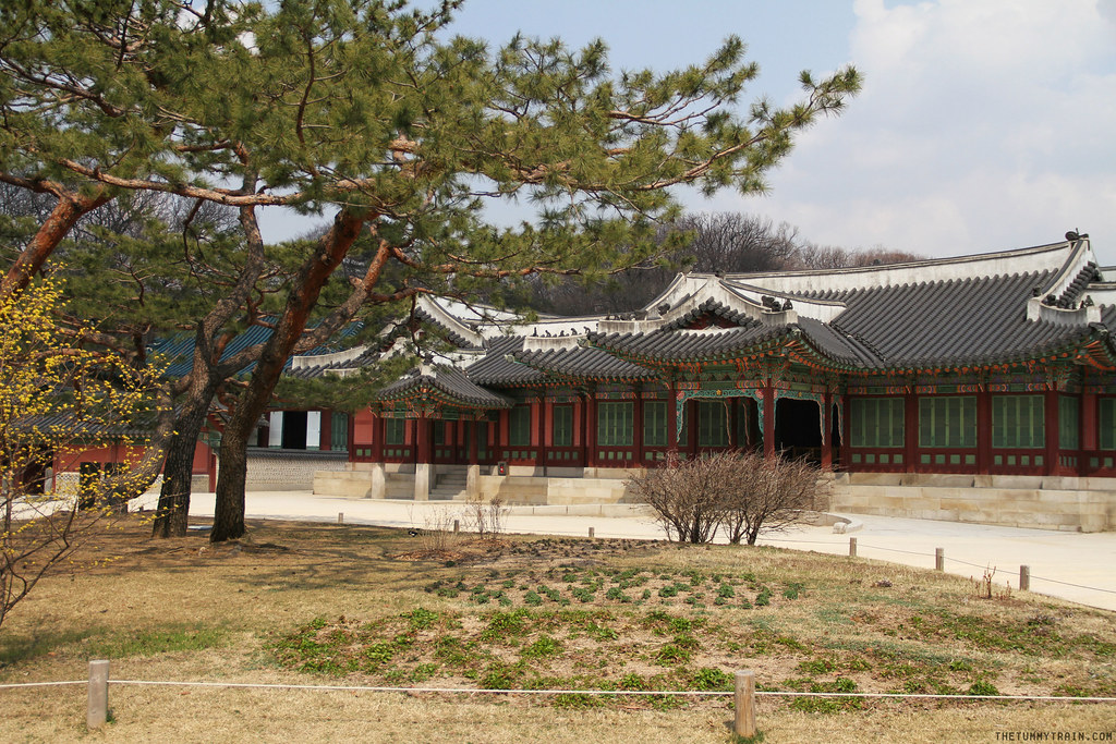 33146592510 c5055184a0 b - Seoul-ful Spring 2016: Greeting the first blooms at Changdeokgung Palace