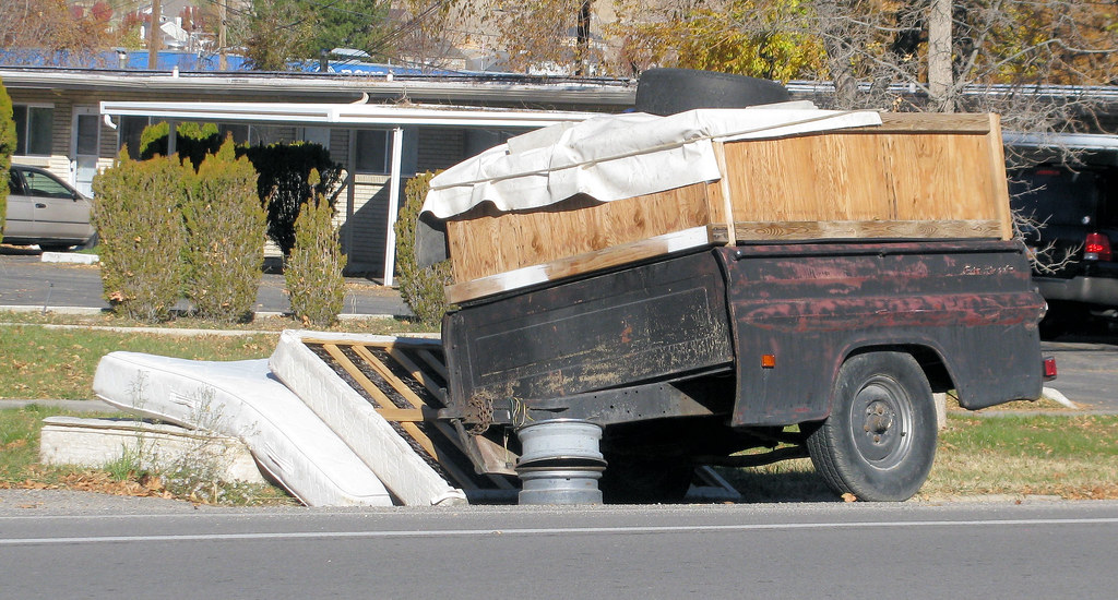 Pickup Truck Bed Mattress