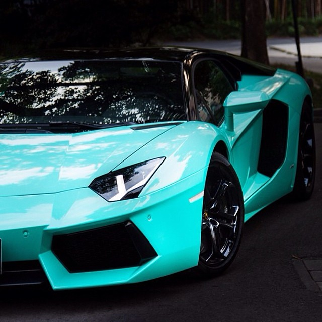 Tiffany Blue Paint For Cars