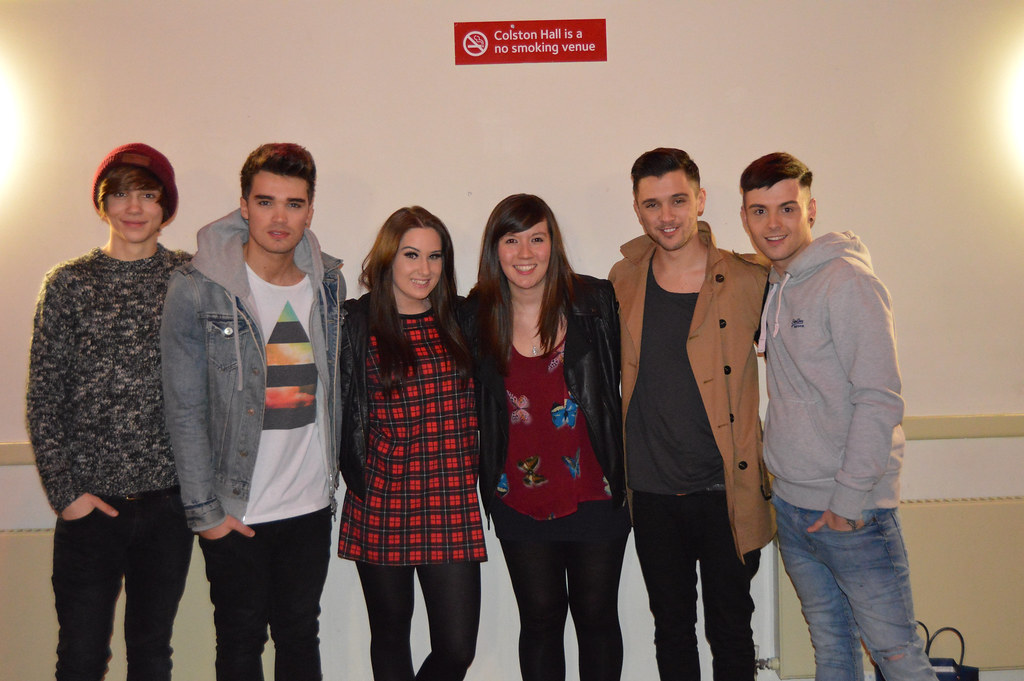 union meet and greet blackpool