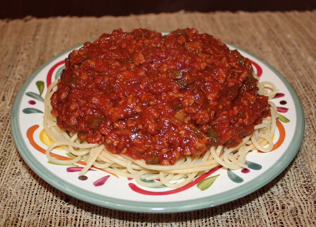 Image Result For Spaghetti Sauce With