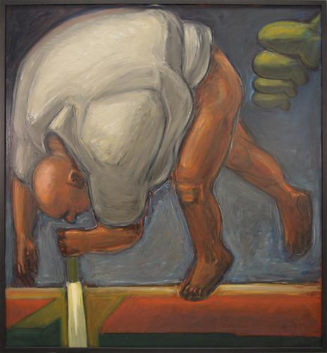 Garth Claassen painting
