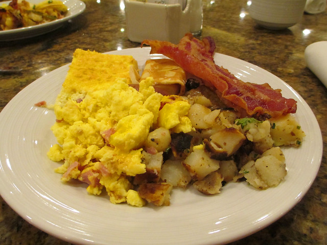 mgm buffet breakfast