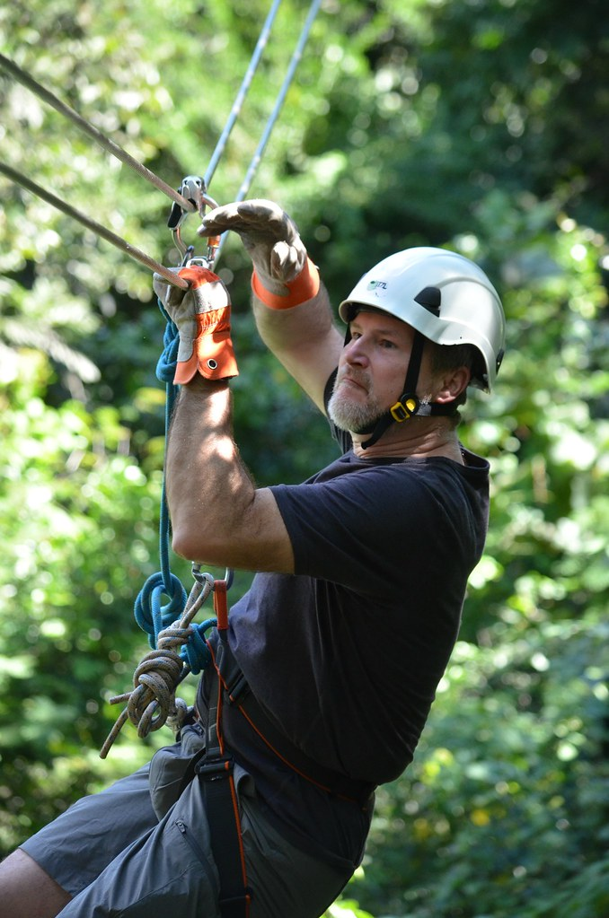 Antigua Rainforest Zip Line Tours