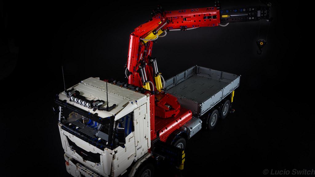 img 1707 lego technic crane truck lucio switch flickr. Black Bedroom Furniture Sets. Home Design Ideas