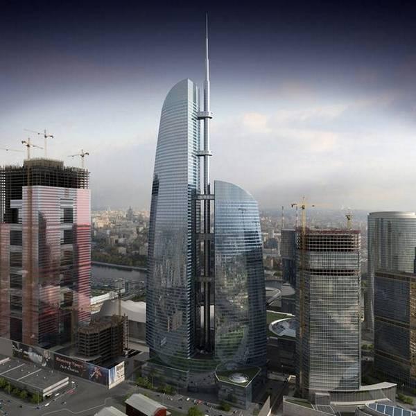 Башня «Федерация»