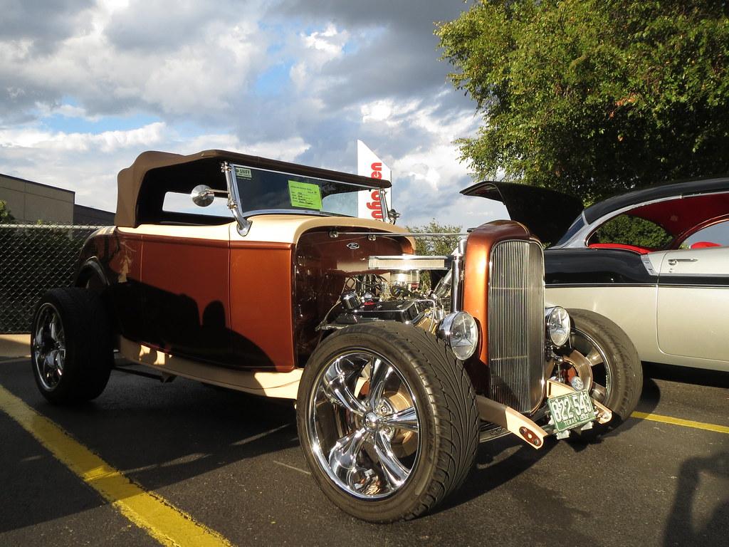 Culver S Car Show Lake Hallie