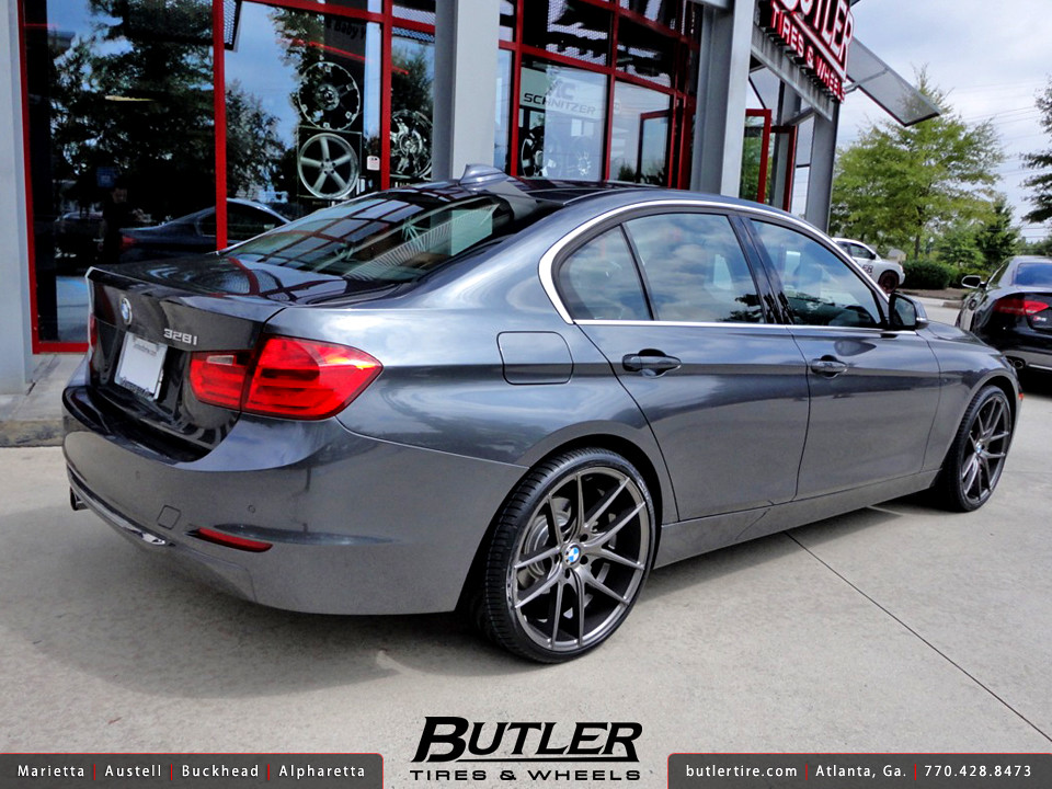 bmw f30 328i with 20in niche targa wheels additional. Black Bedroom Furniture Sets. Home Design Ideas