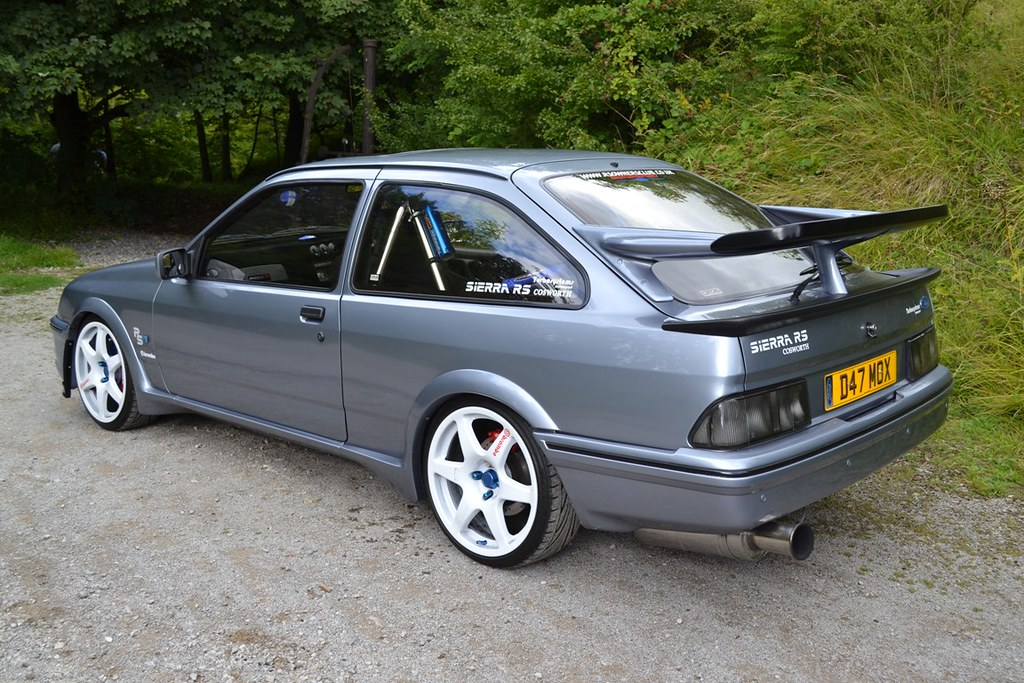 1986 ford sierra rs cosworth d47 mox this sierra rs. Black Bedroom Furniture Sets. Home Design Ideas