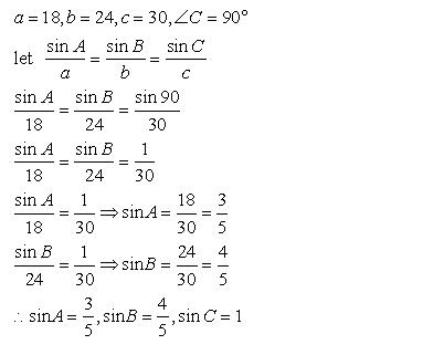 RD-Sharma-Class-11-Solutions-Chapter-10-sine-and-cosine-formulae-and-their-applications-Ex-10.1-q3