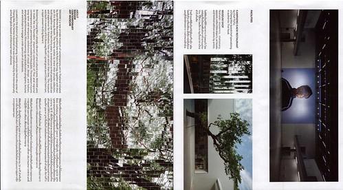 Brochure MAIIAM Contemporary Art Museum Chiang Mai Thailand 2