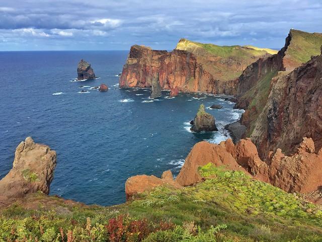 Punta San Lorenzo en Madeira