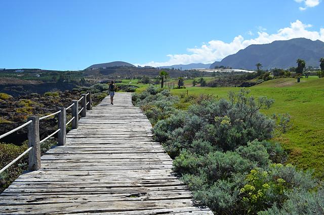 Coastal path, Buenavista del Norte, Tenerife