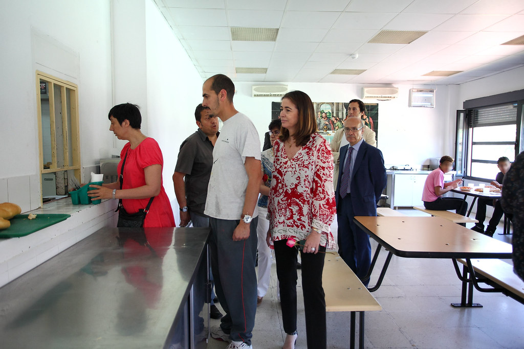 Elena gonz lez mo ux visita el centro de ejecuci n de medi - Centros de jardineria madrid ...