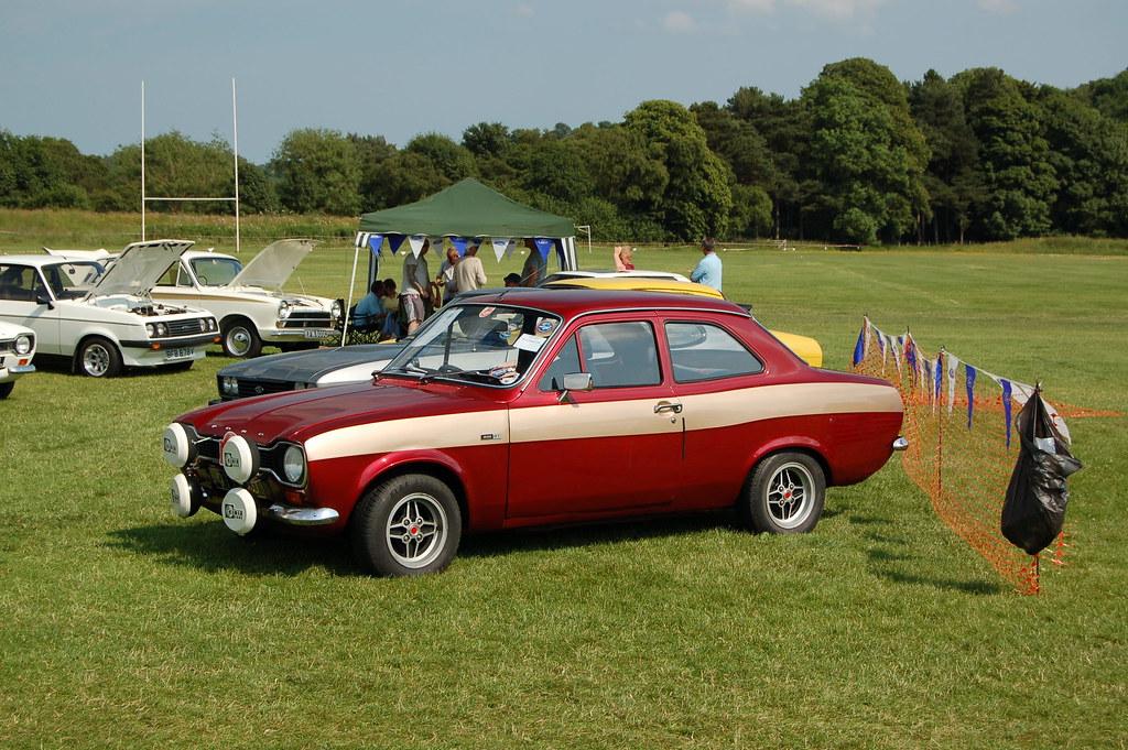 New Classic Car Show