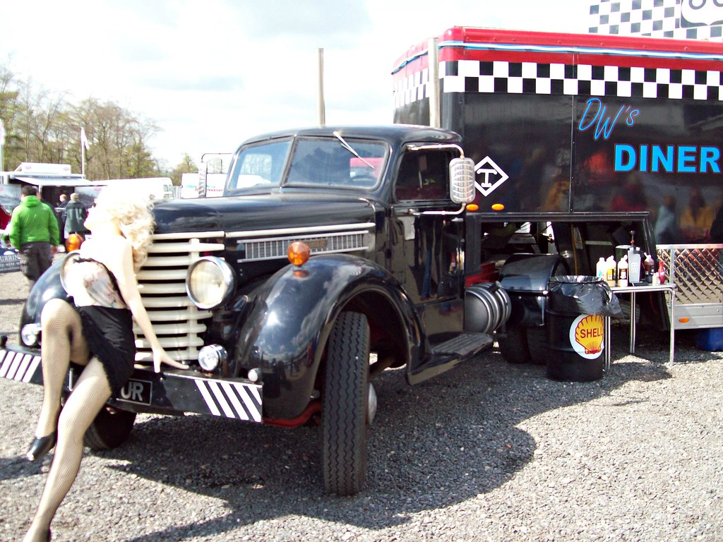 307 Diamond T 509 1947 Diamond T 509 Tractor Unit