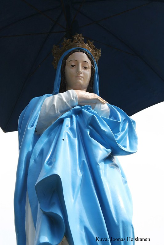 St. Mary, mother of Christ