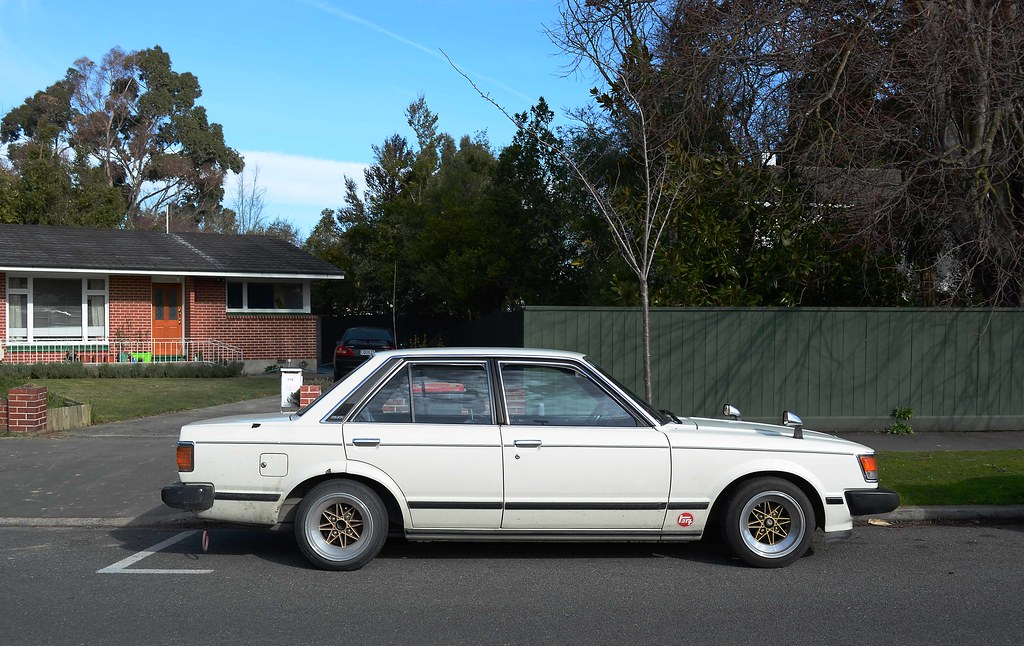 1981 Toyota Celica Camry | Christchurch, New Zealand | Flickr