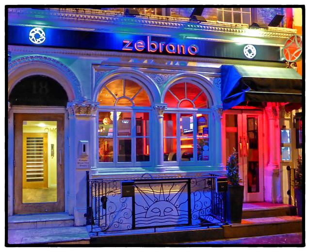 105 - Zebrano, 18 Greek Street, Soho, London, United Kingdom - 2013 ...