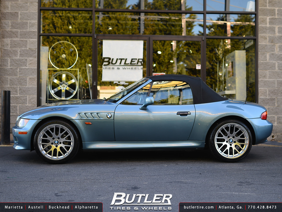 Bmw Z3 With 18in Beyern Spartan Wheels Additional