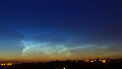Noctilucent Clouds | by TheDaveWalker