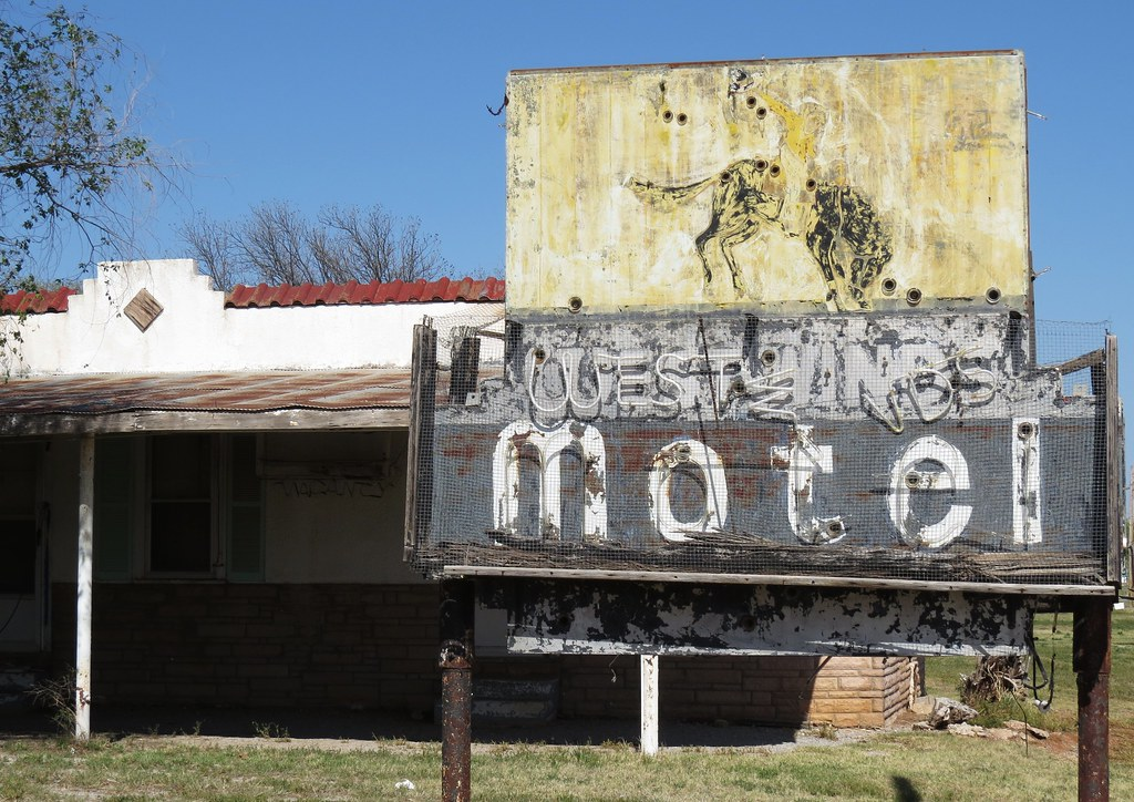 Motel  Erick Ok