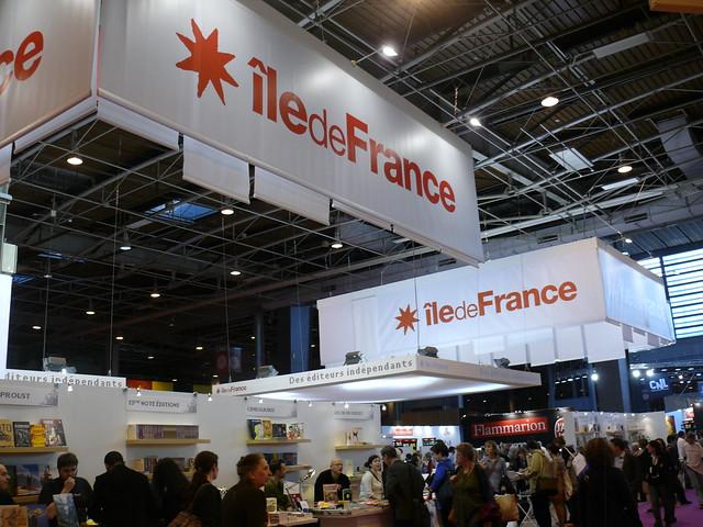 Stand Ile de France