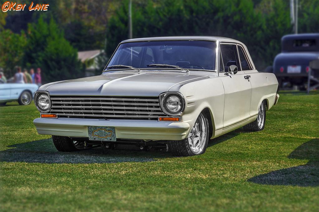 Sale My Car >> 1962 Chevy II Nova | Photo taken at the Vintage Tin Car Show… | Flickr