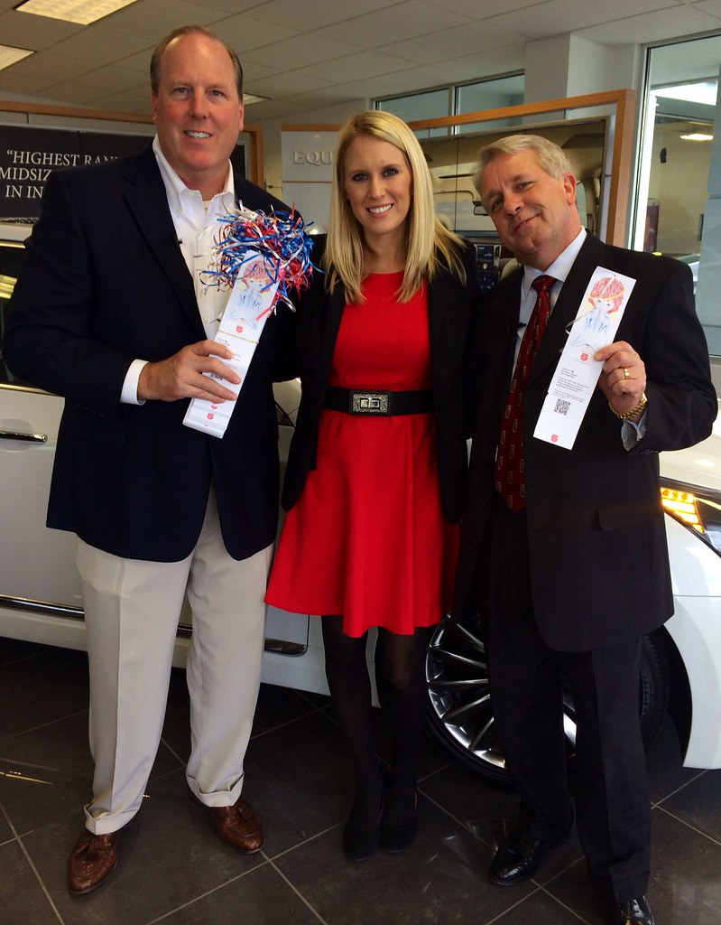 Sport Durst Durham >> Abby with Sport and Ken Nichols from Sport Durst Automotiv… | Flickr
