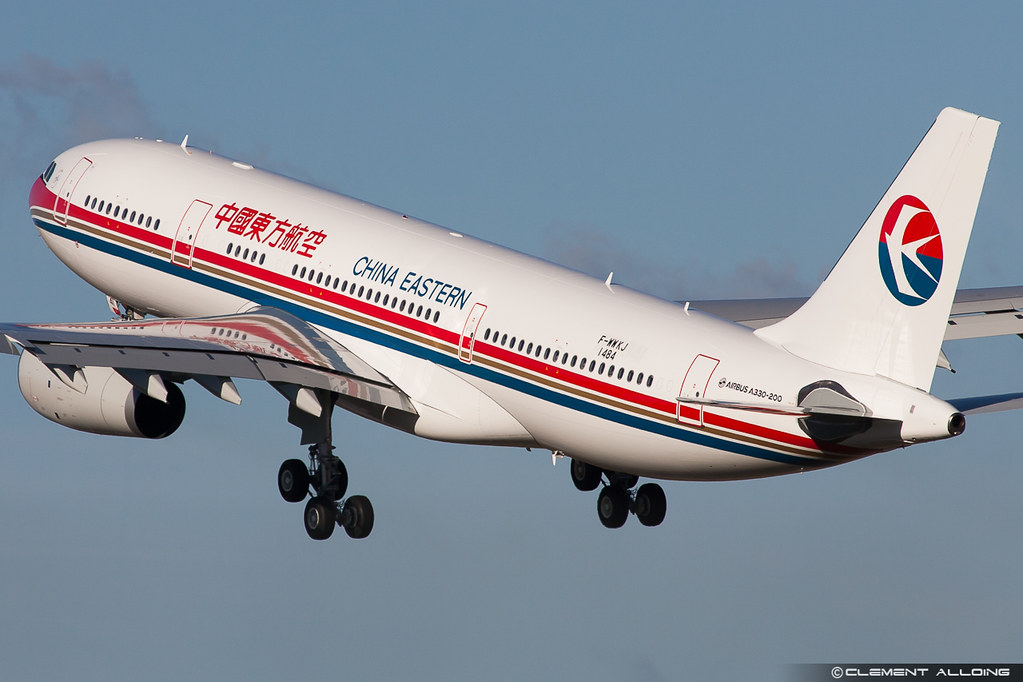 China eastern airlines airbus a330 243 cn 1484 f wwkj b flickr - China eastern airlines vietnam office ...