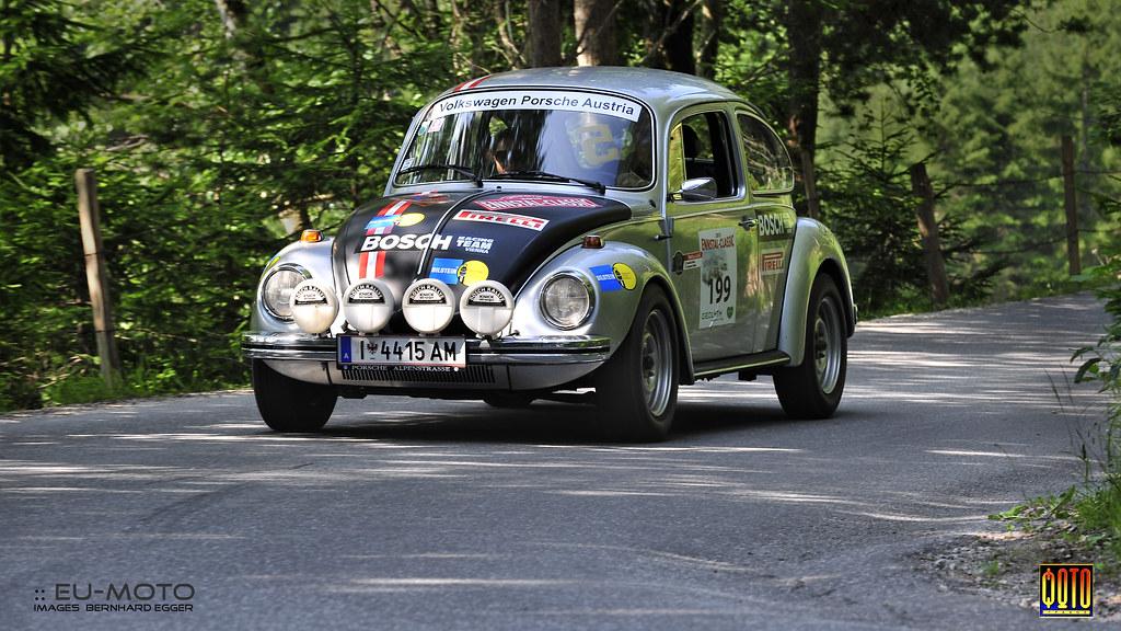 Volkswagen Porsche Austria Vw 1303 S Rallye 1972 C 2014