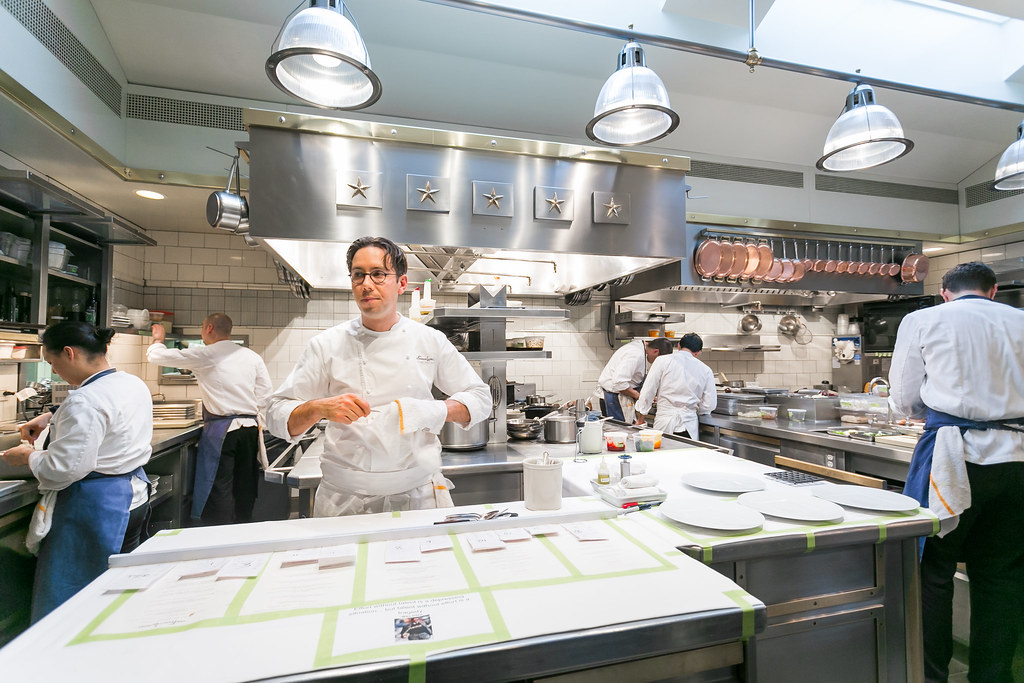inside the french laundry kitchen the french laundry youn