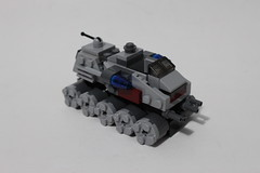 LEGO Star Wars Microfighters Clone Turbo Tank (75028)