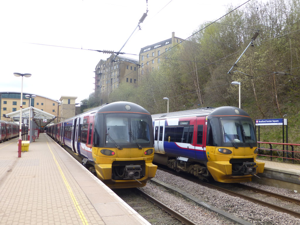 northern rail bradford forster square 6th april 2014 busy weekend images busy weekends on french roads